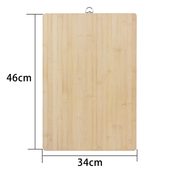 Wood home chopping board cutting board