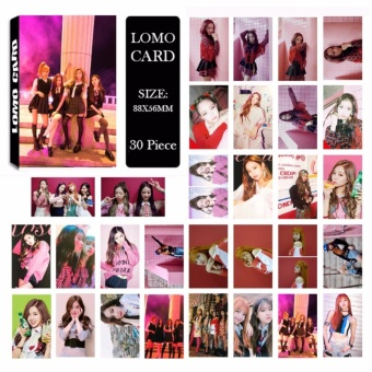 Youpop KPOP BLACKPINK As If It's Your Last Album LOMO Cards K-POP New Fashion