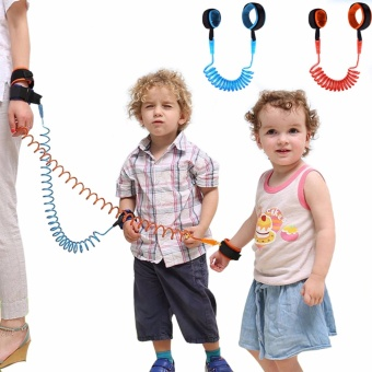 Anti-lost Band Baby Safety Anti-lost Strap Child Wrist Band Wrist leash Walking