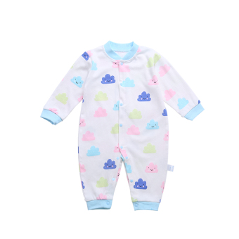 Baby coveralls Spring and Autumn cotton men and women baby rompersummer newborn children clothes 0-6 month baby clothes summer
