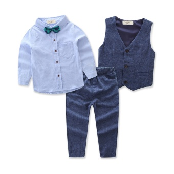8ac143daf The Price Of Boys Suit 2017 Summer New Style In Small Children ...