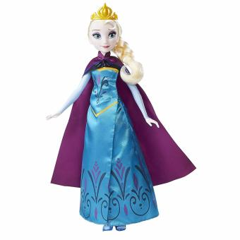 Harga Disney Frozen Royal Reveal Elsa Doll
