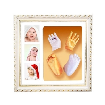 DIY 3D Baby Hands and Feet Casting Kit