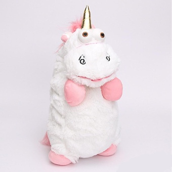 Elife 40cm Lovely Cute Pink Unicorn Plush Toys Dolls - intl