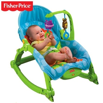 Fisher Price w2811 counter baby rocking chair
