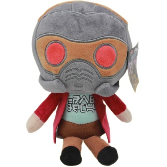 Guardians of the Galaxy Plush Toy Groot Star-Lord Rocket Raccoon Dolls - intl