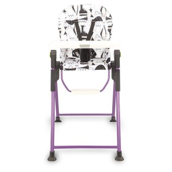 Harga Lucky Baby® 501405 Party™ High Chair - Purple