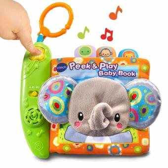 Harga VTech Baby Peek and Play Baby Book