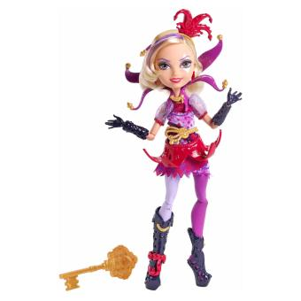 Harga Ever After High-Way Too Wonderland Courtly Jester Doll