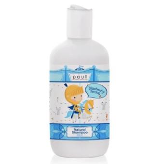 Pout Care Blueberry Potion Natural Shampoo (250ml)(Blue)