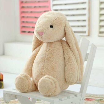Harga Brown Cute Rabbit Soft Toy
