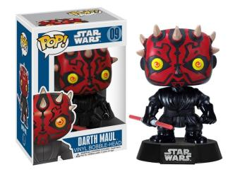 Harga POP! Star Wars: #09 Darth Maul