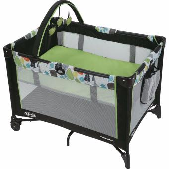 Harga [new design] Graco Pack n Play On The Go Playard (Bear Trail)