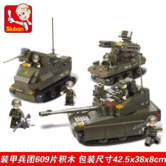 Harga SLUBAN assembled building blocks military aircraft police fight inserted Children's Educational boy toy 6-8-10 years old or more