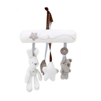 Harga Mamas & Papas rabbit musical travel charm