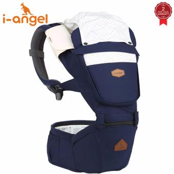Harga I-Angel Nature Hipseat Carrier (Ocean Blue) (Local Warranty)