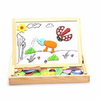 Harga Kids Magnetic Board and Puzzles