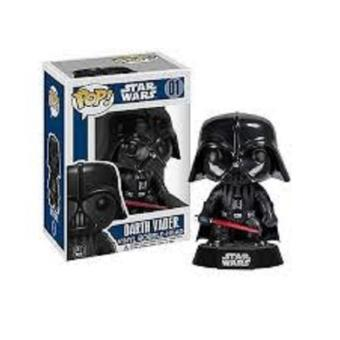 Harga POP! Star Wars: #01 Darth Vader