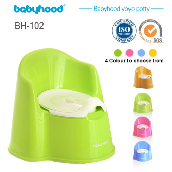 Harga BABYHOOD YoYo Potty (Pink). Toilet training. Urinal. Toddler Toilet Trainer. Baby Potty.