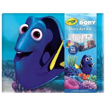 Harga Crayola Finding Dory Art Kit