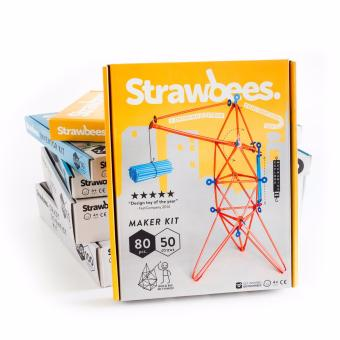 Harga Strawbees Maker Kit(Yellow)