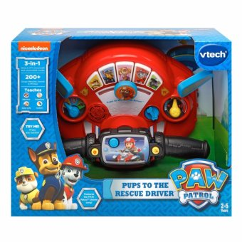 Harga VTech Paw Patrol Pups to the Rescue Driver