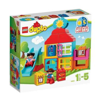 Harga Lego Duplo - My first Playhouse - 10616