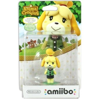 Harga Amiibo for Nintendo Action Figure Isabelle ( Animal Crossing Series)