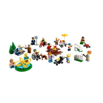 Harga LEGO 60134 City Town Fun in the park - City People Pack
