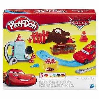 Harga Play Doh Cars Toy