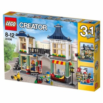 Harga Lego 31036 Toy and Grocery Shop