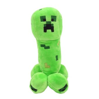 Harga Rorychen Game Collection Creeper Plush Toy (Green) (EXPORT)
