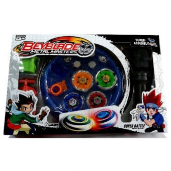 Harga Beyblade Arena Spinning Top Metal Fight Beyblad Toupie Beyblade Set Metal Fusion Children Gifts Classic Toys