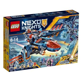 Harga LEGO 70351Nexo Knights Clay's Falcon Fighter Blaster