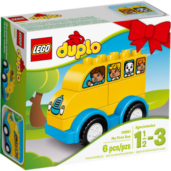 Harga LEGO 10851 DUPLO My First Bus
