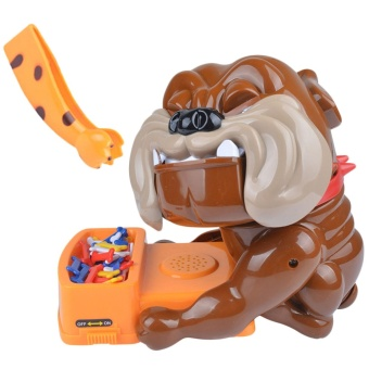 Harga Funny Tricky Games Bad Dog Action Games Toy Don't Wake The Dog Toys for Party Family Parents Kids Friends - intl
