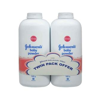 Harga Johnson's Baby Reg Baby Powder 500g T/P