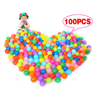 Harga PAlight 100Pcs Colorful Soft Plastic Ocean Balls