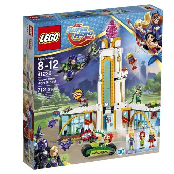 Harga LEGO 41232 DC Super Hero Girls Super Hero High School