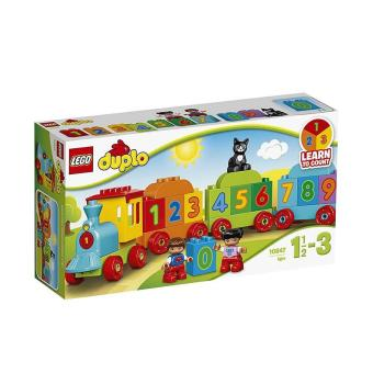 Harga LEGO Duplo - My First Number Train 10847