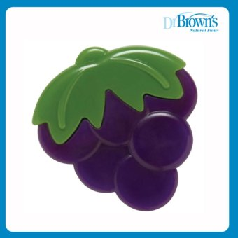 Harga Dr.Brown's Cooless Grape Teether