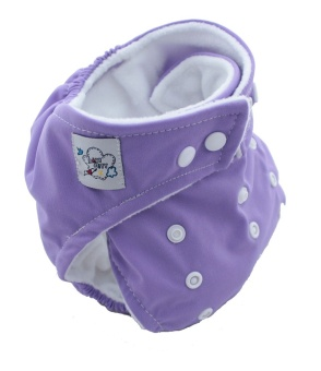 Harga PAlight Baby Adjustable Soft Nappy Cloth Diapers Covers (Purple)