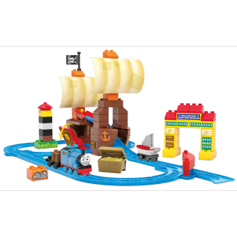 Harga MEGA BLOKS® Thomas & Friends™ Sodor's Legend of the Lost Treasure
