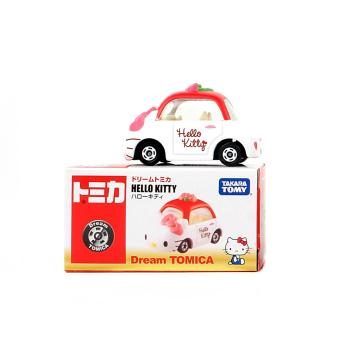 Harga Takara Tomy Dream Tomica Hello Kitty Car