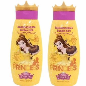 Harga Naturaverde Disney Princess Bubble Bath Belle 300ml x2 bottles