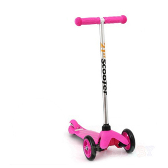 Harga CMAX Mini Kids Scooter with Flashing LED Wheels (Pink)