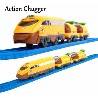 Harga TOMY Chuggington Trains - ACTION CHUGGER - for Trackmaster and Plarail