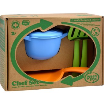 Harga Green Toys Chef Set