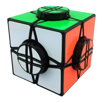 Harga 360DSC MOYU Wheel of Time Magic Cube (Multicolor)