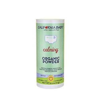 Harga California Baby Calming Non-Talc Powder